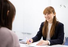 個人面談での働き方相談